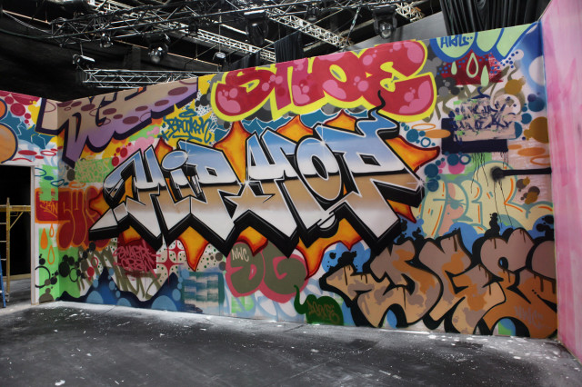 NY Graffiti Artist For hire